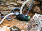 насос для искусственного ручья