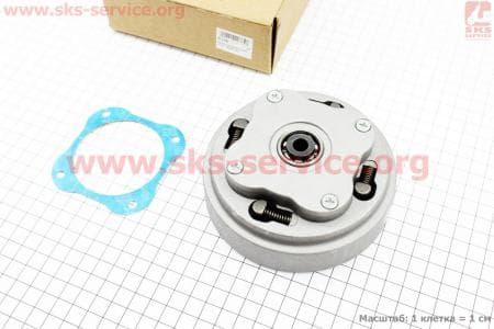 Сцепление в сборе (корзина) 125cc - механика для мопедов ПИТБАЙК - PIT BIKE Viper V125P (ENDURO) купить в Украине