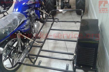 Коляска транспортная боковая 125J для мотоцикла  Loncin KINLON JL150 купить в Украине