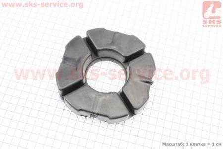 Loncin- LX200GY-3 Демпферная резинка заднего колеса  купить в Украине
