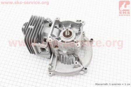 Блок двигателя в сборе 40мм для мотокос