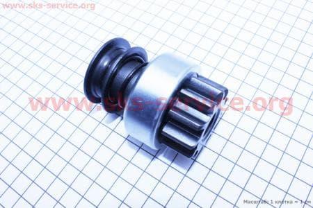 Бендикс электростартера Z=11, Lзуба=17мм R190N/195NM для мотоблоков