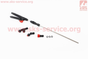 Трубка для электроопрыскивателя в сборе для мотоопрыскивателя