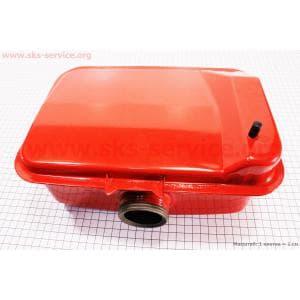 Бак топливный 186F для дизельного двигателя  F178/ F186 - 6/9 л.с.
