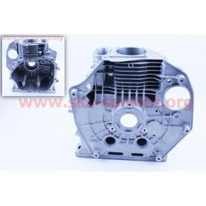 Блок двигателя D=78мм 178F для дизельного двигателя  F178/ F186 - 6/9 л.с.