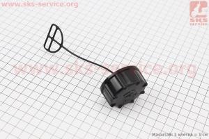 Крышка бака топливного Тип №3 для мотокосы