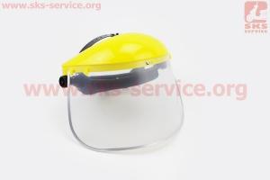 Маска (щиток) защитная стекло к ТРИММЕРАМ (мотокосам)