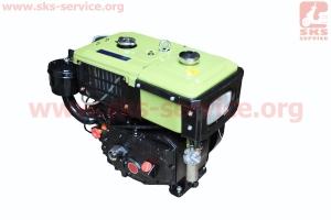 Двигатель мотоблочный в сборе 8л.с. 180NDL ZUBR