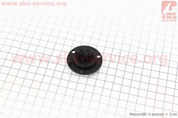 Кнопка привода, резиновая для гироборда