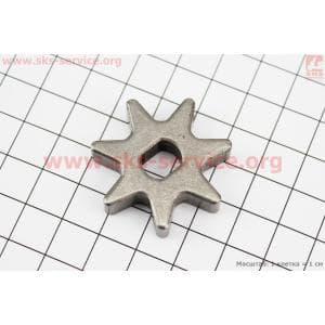 Звезда цепи 3/8-7 (D=35мм, d=8/10мм, H=8mm) Мастер, Данило для электропил