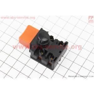 Кнопка-выключатель с фиксатором Тип №4  для электропил