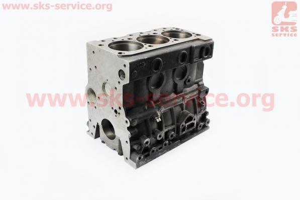 Блок цилиндров (KM385T-01111) на дизельный двигатель KM385BT