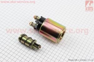Втягивающее стартера 2,5kW D=56мм, DK138С KM385BT на дизельный двигатель KM385BT