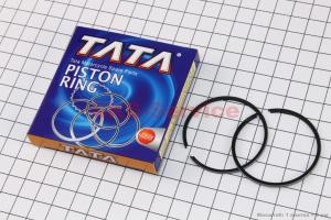 Кольца поршневые 50сс 41мм +0,25 на двигатель TB50,65сс 2-T цепной вариатор (скутер)
