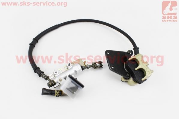 Тормозная система задняя в сборе CG/CB для мотоцикла VIPER - F5