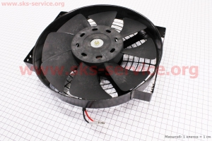 Вентилятор охлаждения цилиндра для грузового мотоцикла Viper - ZUBR