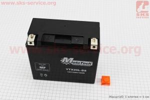 Аккумулятор 18Аh YTX20L-BS гелевый (L170*W87*H155 mm), 2018