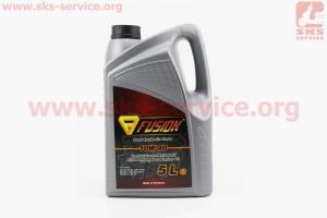 10W-40 Turbo - масло полусинтетическое, для бензиновых и дизельных двигателей, 5л (качественное, производство ГЕРМАНИЯ!!!)
