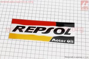 Наклейка REPSOL 165х60мм