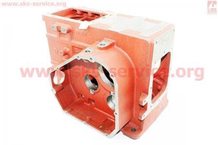 Блок двигателя GZ R195NM (Вариант В) З/ч на двигатель дизельный R190N(NM)/R195N(NM)