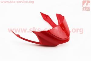 Viper - V200N пластик - обтекатель фары, КРАСНЫЙ для мотоциклов разных моделей (Китай, импорт)