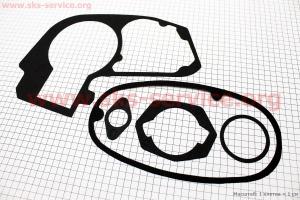Прокладки двигателя к-кт 5шт на мотоцикл ВОСХОД