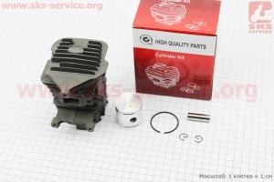 Цилиндр к-кт (цпг) 38мм (палец 10мм) черный OLEO MAC 937/GS370, для EFCO 137/MT3700