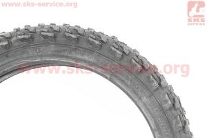 """Шина 14""""x1,75 (47-254) шипованная H-525 для велосипедов"""