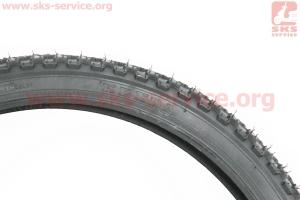 """Шина 20""""x1,75 (47-406) шипованная KOMFORT K821 для велосипедов"""