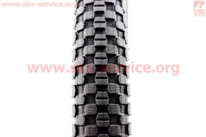 "Шина 26""х1,95 (50-559) шипованная ""кубик"" K-RAD K905 для велосипедов"