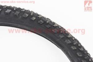 """Шина 26""""х2,10 (56-559) шипованная С1349 для велосипедов"""