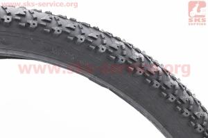 """Шина 27,5""""x2,10 (54-584) шипованная DIRT TRACKER IA-2552 для велосипедов"""