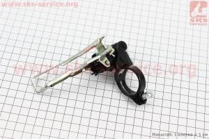 Перекидка цепи передняя с верхней тягой, крепл. 31,8мм, под шатун 42Т, FD-TY 300 для велосипеда