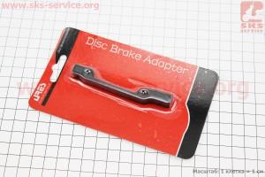 Тормозной адаптер для крепления суппорта (IS to PM) F160/R140мм для велосипеда