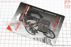 Тормозные колодки диск. тормоз к-кт (Avid 79cc, Mini Bike Rear, MBX10, Motovox), YL-1003 для велосипеда