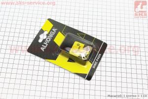 Тормозные колодки диск. тормоз к-кт (Shimano BR-M416,575,495,486,485,446,445,395,375), HJ-DS10 для велосипеда