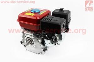 Двигатель мотоблочный в сборе под шпонку ?19мм, фильтр-бумага, 7,0л.с. 170F