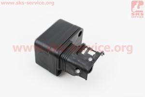Фильтр воздушный в сборе с бумажным элементом 168F/170F для мотоблока