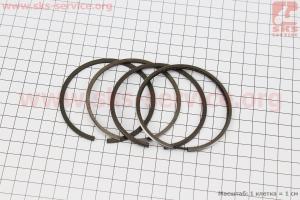 Кольца поршневые 70мм +0,50 для мотоблока