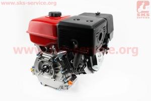 Двигатель мотоблочный в сборе под шлиц ?25мм 13л.с. 188F для мотоблока