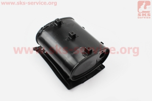 Глушитель (под генератора 4-6кВт) 173F/177F/182F/188F/190F УЦЕНКА (сварной шов, смотрите на фото) для мотоблока