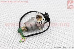 Карбюратор с электроклапаном 173F/177F для мотоблока