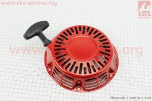 Стартер ручной в сборе 173F/177F Тип №2 для мотоблока