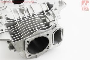 Блок двигателя D=78мм 178F УЦЕНКА (выбито ребро охлаждения, см. фото) для дизельного двигателя  F178/ F186 - 6/9 л.с.