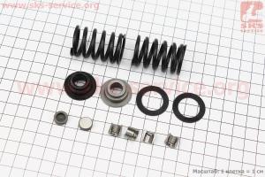 Клапанный механизм к-кт 12шт 186F для дизельного двигателя  F178/ F186 - 6/9 л.с.