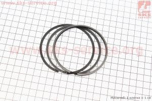 Кольца поршневые 178F 78мм +0,50 для дизельного двигателя  F178/ F186 - 6/9 л.с.