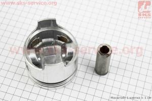 """Поршень, кольца, палец к-кт 170F 70мм STD (форкамера в форме """"Конуса"""") для дизельного двигателя  F178/ F186 - 6/9 л.с."""