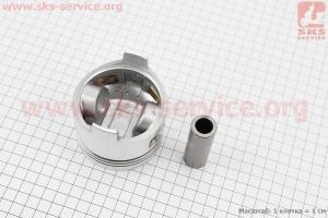 """Поршень, кольца, палец к-кт 178F 78мм STD (форкамера в форме """"Конуса"""") для дизельного двигателя  F178/ F186 - 6/9 л.с."""