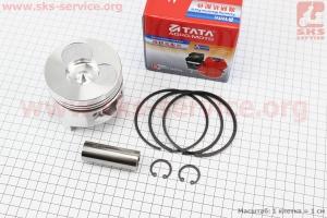 Поршень, кольца, палец к-кт 178F 78мм +0,25 (форкамера в форме Конуса) для дизельного двигателя  F178/ F186 - 6/9 л.с.