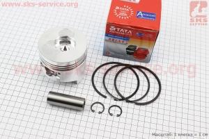 Поршень, кольца, палец к-кт 178F 78мм +0,50 (форкамера в форме Конуса) для дизельного двигателя  F178/ F186 - 6/9 л.с.